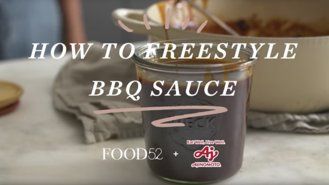 How To Freestyle BBQ Sauce Video